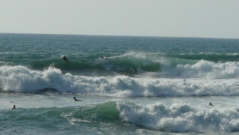 Surf report Lafiténia - France (64) 2011-05-09 16:00:00