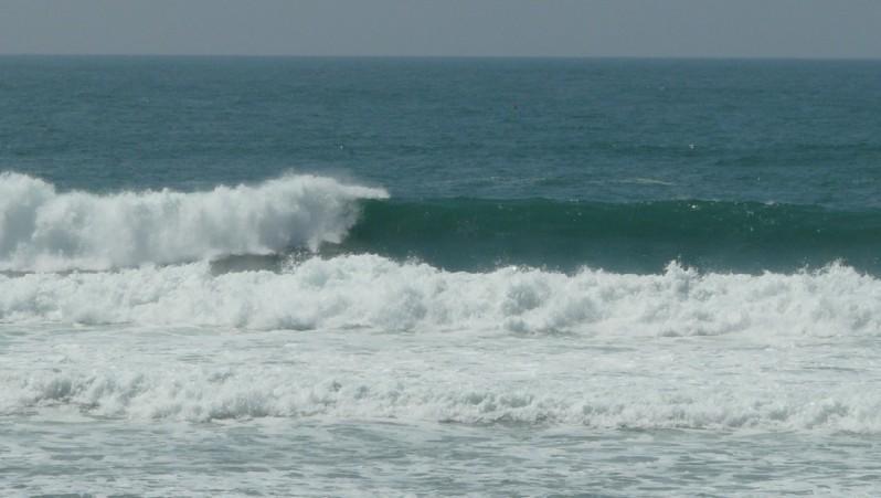Surf report Anglet VVF - France (64) 2011-05-10 13:00:00