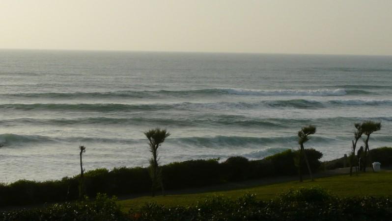 Surf report Milady - France (64) 2011-05-10 19:00:00