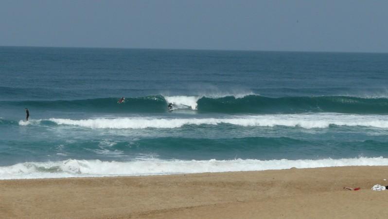 Surf report Anglet La Madrague - France (64) 2011-05-13 13:00:00