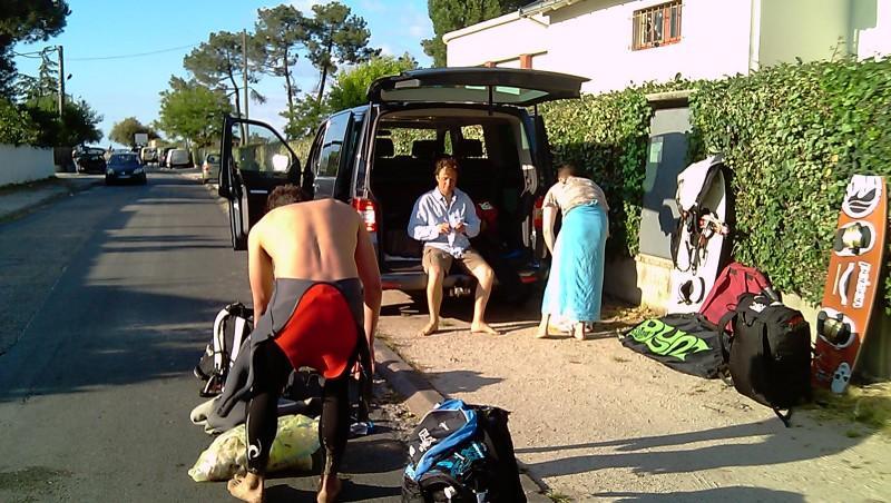 Wind report Arcachon - Les Arbousiers - France (33) 2011-05-15 16:00:00
