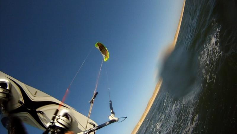 Wind report Le Grand Crohot - France (33) 2011-05-16 18:00:00