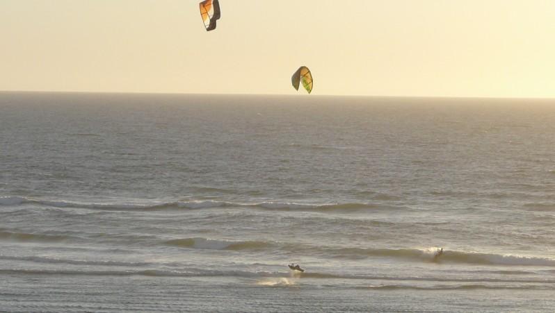 Wind report Biscarrosse Plage - France (40) 2011-05-16 18:00:00