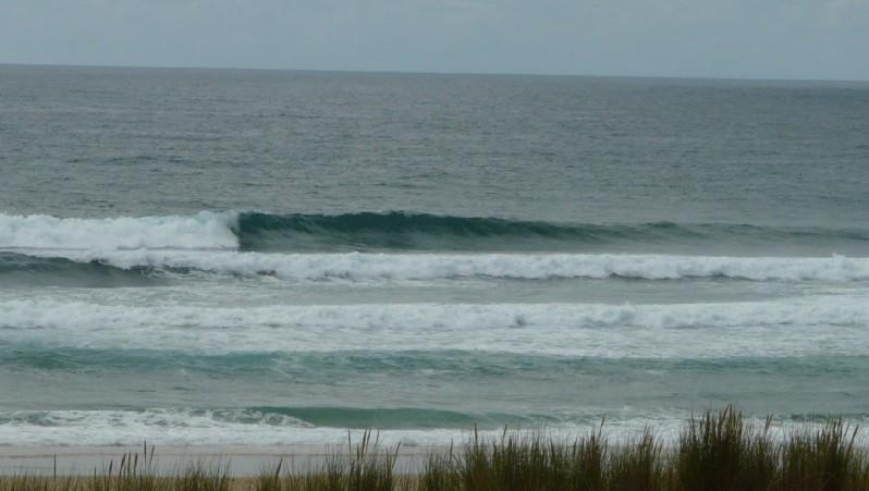 Surf report Le Grand Crohot - France (33) 2011-05-22 17:00:00