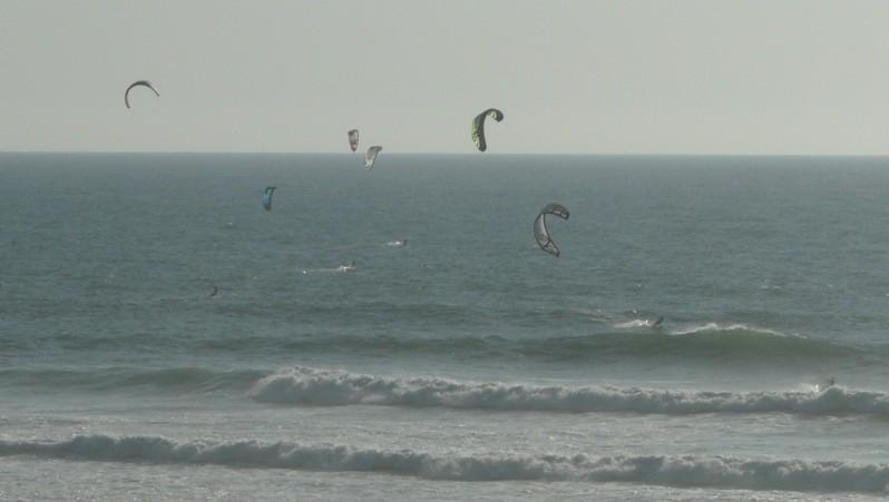 Wind report Biscarrosse Plage - France (40) 2011-05-24 20:00:00