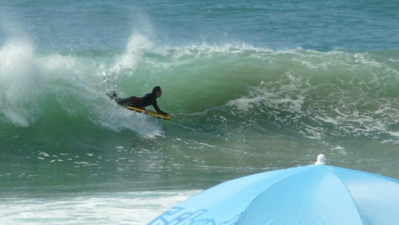 Surf report Anglet Plage de l'Océan - France (64) 2011-05-25 16:00:00