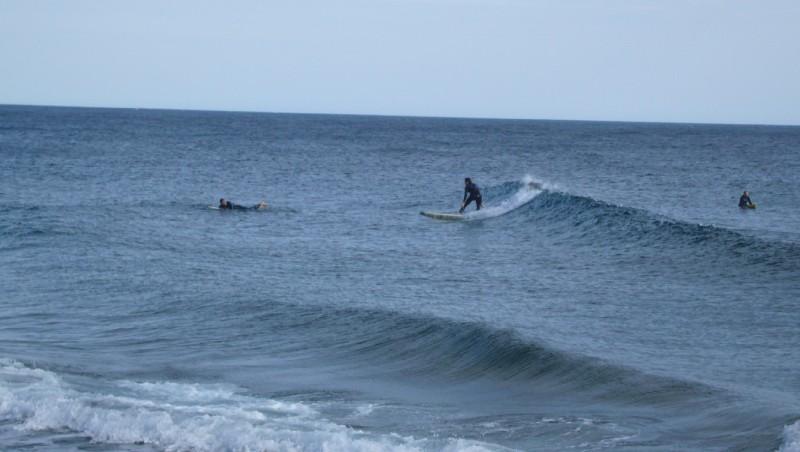 Surf report Sausset les Pins - Plage du Port - France (13) 2011-05-27 12:00:00