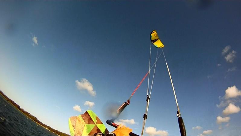 Wind report Navarrosse - France (40) 2011-05-31 18:00:00