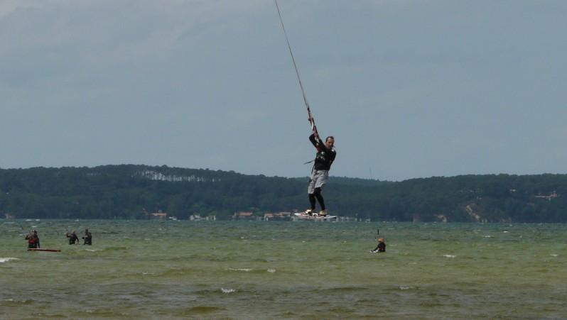 Wind report Navarrosse - France (40) 2011-06-07 11:00:00
