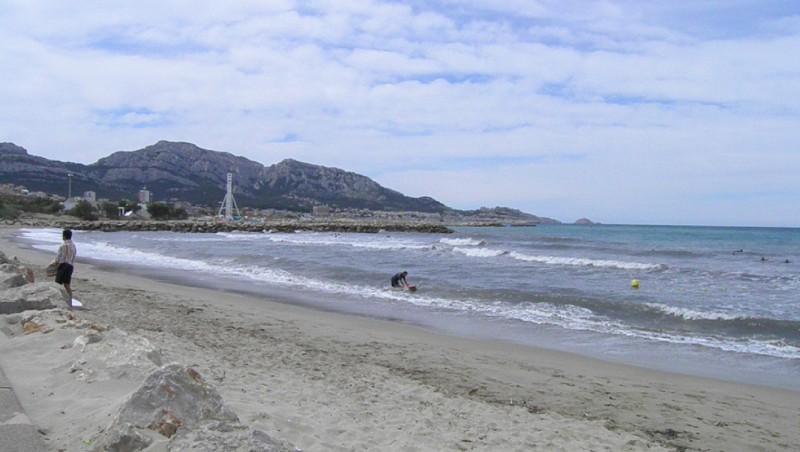 Surf report Le Prado - France (13) 2011-06-11 12:00:00