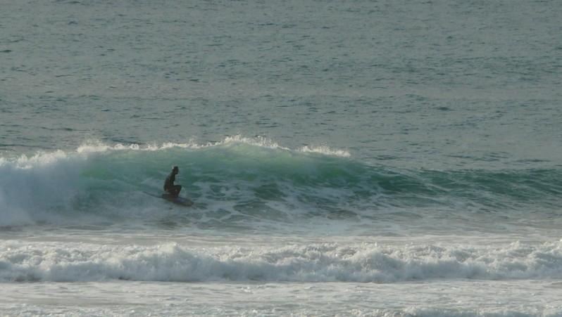 Surf report Anglet La Madrague - France (64) 2011-06-13 16:00:00