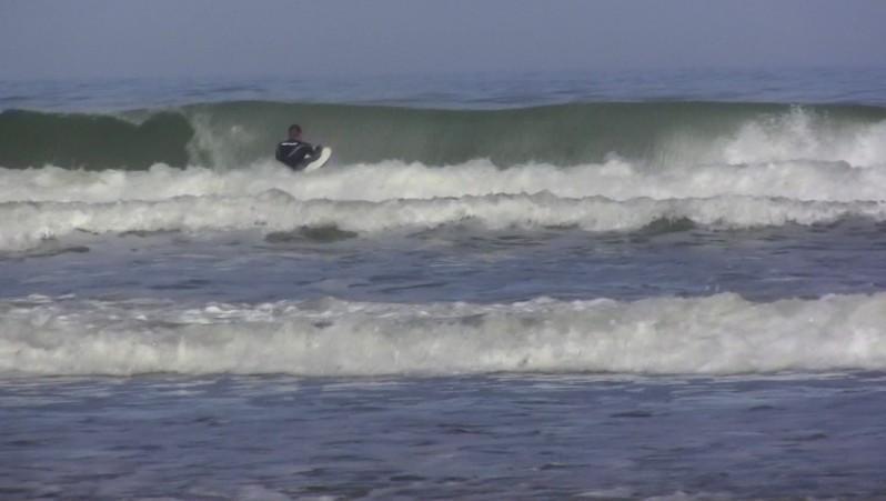 Surf report Lacanau Océan - La Nord - France (33) 2011-05-30 15:00:00