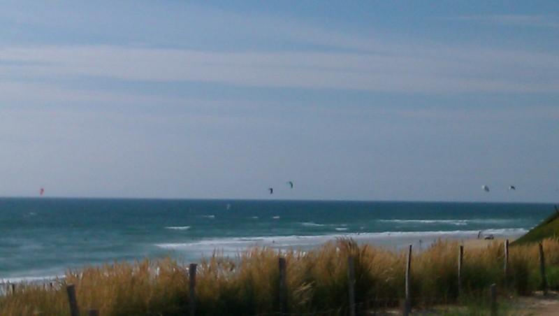 Wind report Biscarrosse Plage - France (40) 2011-06-21 16:00:00