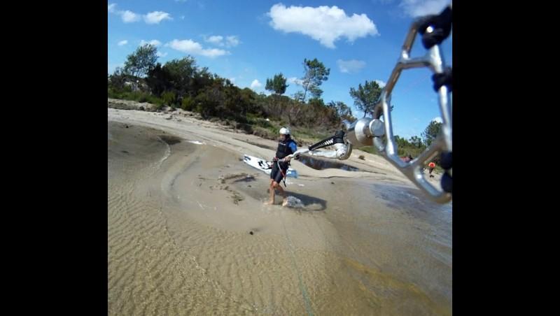 Wind report Hourtin - Lachanau - France (33) 2011-06-23 10:00:00