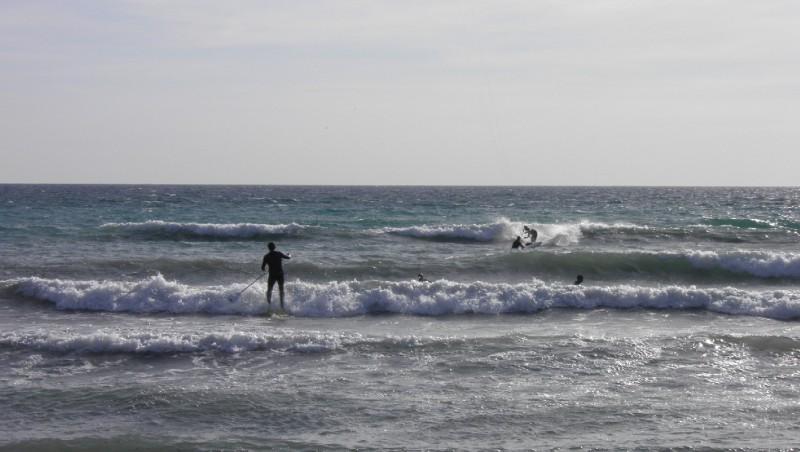 Surf report Le Prado - France (13) 2011-06-24 19:00:00