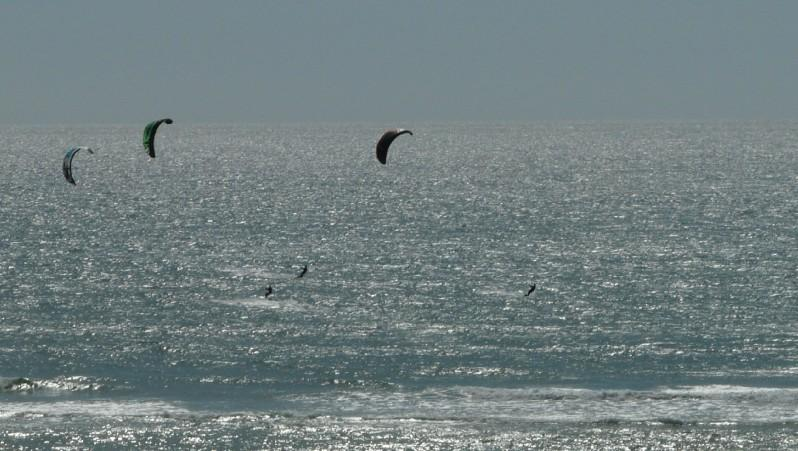 Wind report Biscarrosse Plage - France (40) 2011-06-24 17:00:00