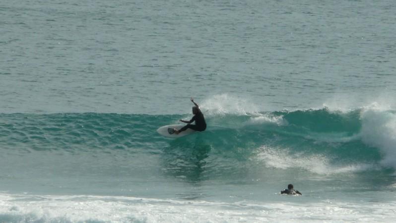 Surf report Hossegor - Les Culs Nus - France (40) 2011-06-27 16:00:00