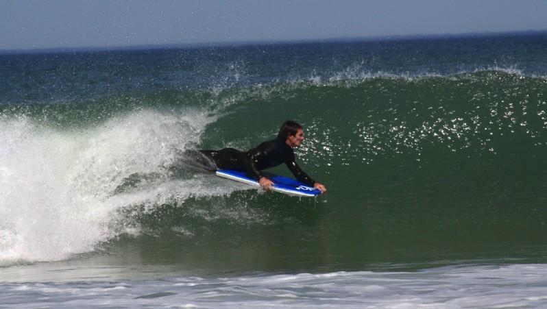 Surf report Lacanau Océan - La Nord - France (33) 2011-06-26 08:00:00