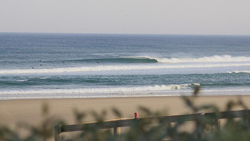 Surf report Lacanau Océan - La Nord - France (33) 2011-06-27 06:00:00