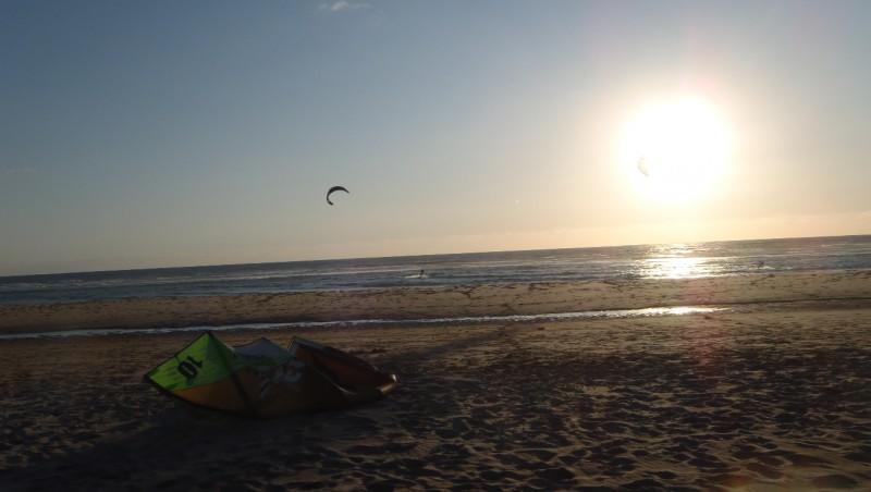 Wind report Biscarrosse Plage - France (40) 2011-06-29 19:00:00