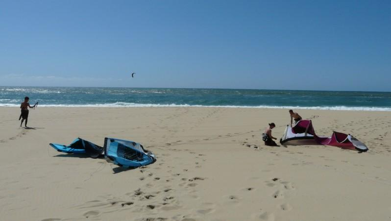 Wind report Le Grand Crohot - France (33) 2011-06-29 17:00:00