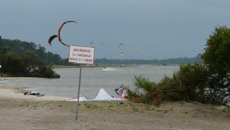 Wind report Hourtin port - France (33) 2011-06-28 15:00:00