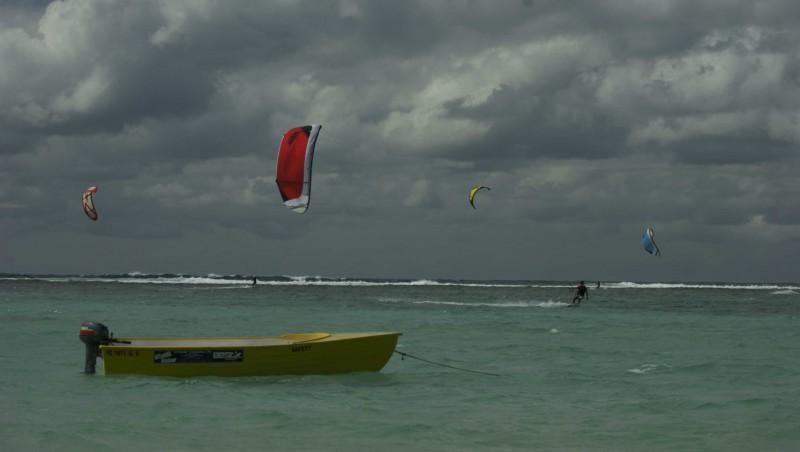 Wind report Belle Mare - Palmar - Maurice (MU) 2011-07-09 10:00:00