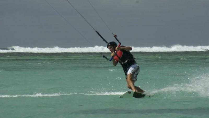 Wind report Belle Mare - Palmar - Maurice (MU) 2011-07-10 10:00:00