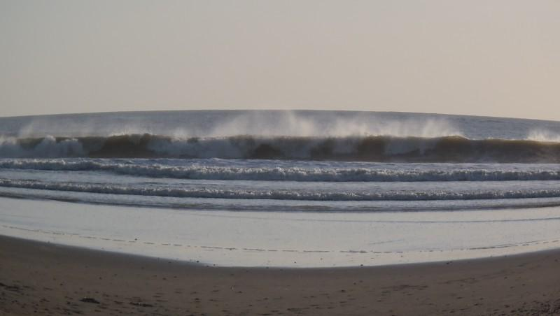 Surf report L'Ermitage - France (44) 2011-09-14 18:00:00