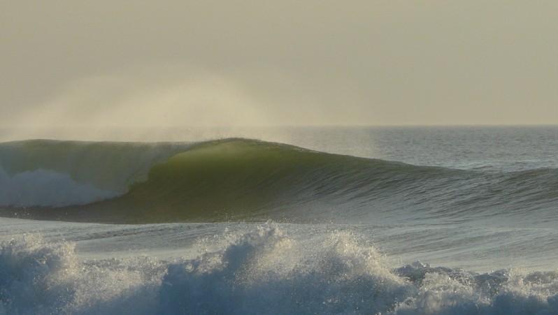 Surf report Le Truc vert - France (33) 2011-09-15 15:00:00