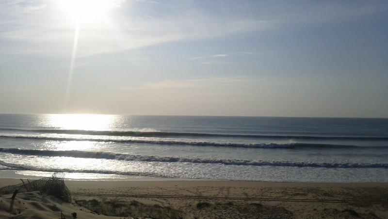 Surf report Le Truc vert - France (33) 2011-09-15 13:00:00