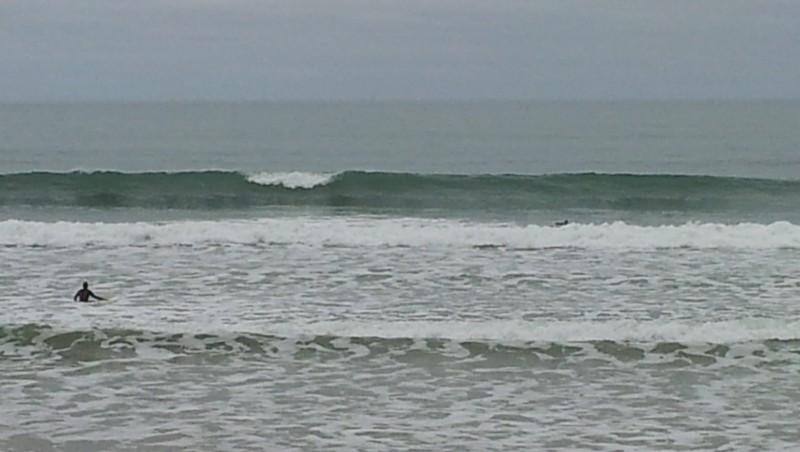 Surf report Plage des Dunes - France (85) 2011-10-12 11:00:00