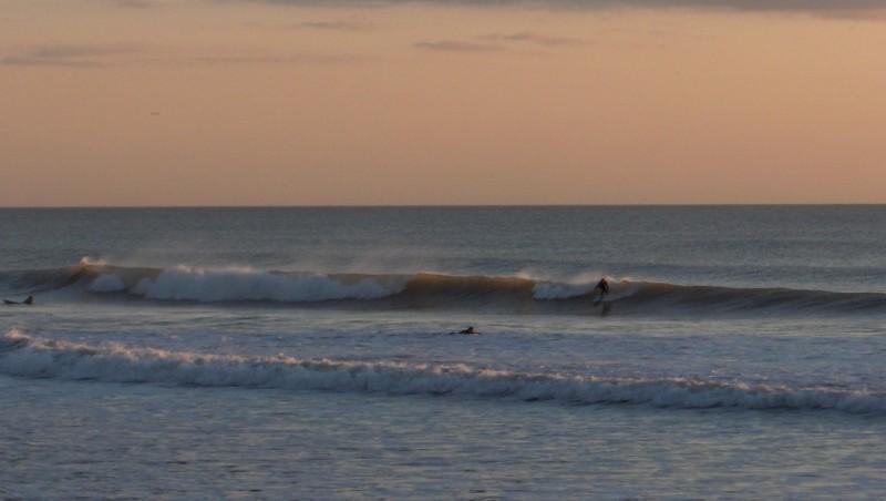 Surf report Vert Bois - France (17) 2011-10-13 18:00:00