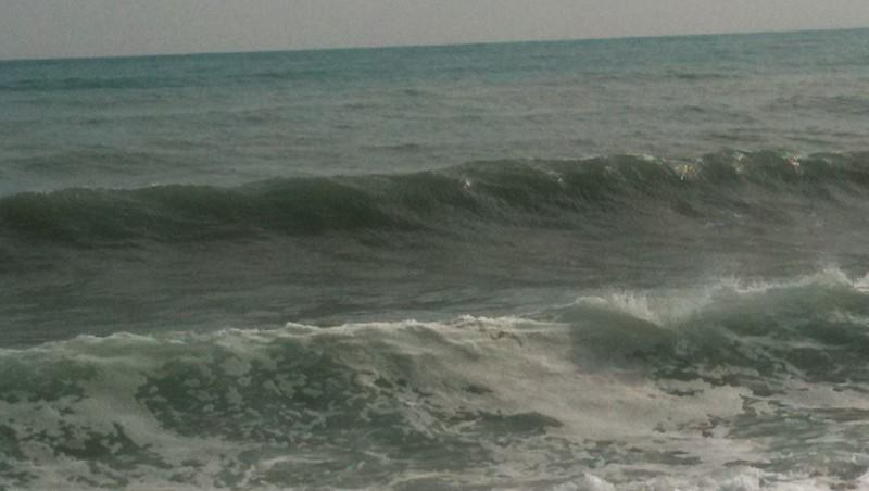 Surf report Antibes - Fort Carré  - France (06) 2011-10-15 09:00:00