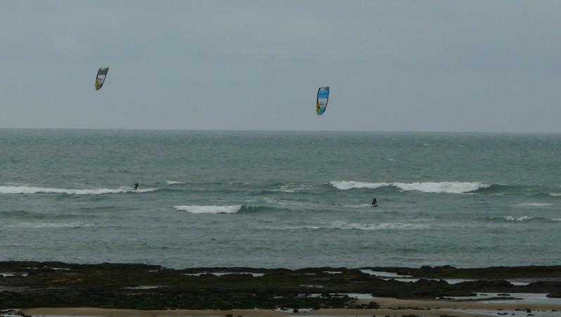 Wind report Plage du Veillon - France (85) 2011-10-18 15:00:00