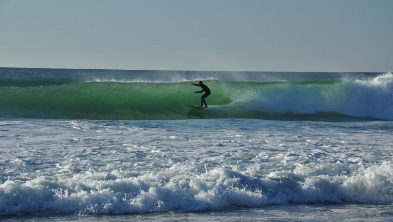 Surf report Le Truc vert - France (33) 2011-10-13 12:00:00