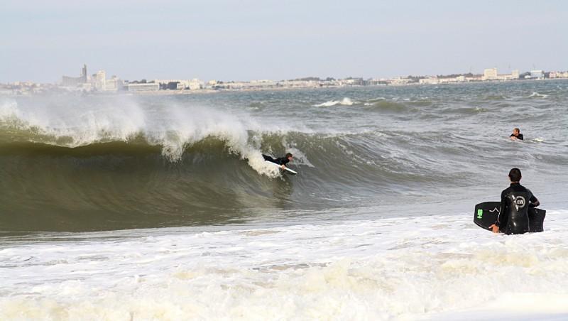 Surf report Soulac - L'Amélie - France (33) 2011-10-26 15:00:00