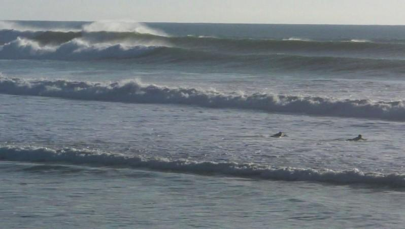 Surf report Les Sables-d'Olonne - Grande Plage - France (85) 2011-10-30 16:00:00