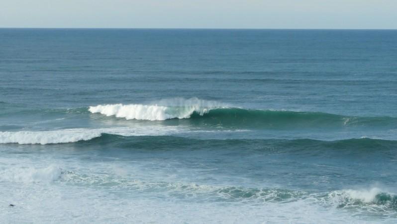 Surf report Lafiténia - France (64) 2011-11-01 16:00:00