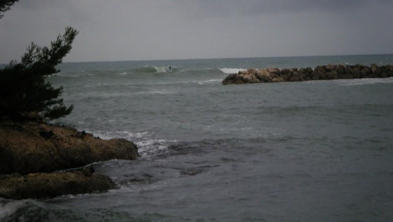 Surf report La Couronne - France (13) 2011-11-05 08:00:00