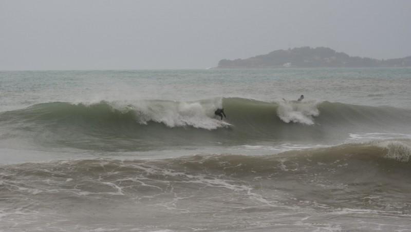 Surf report Les douaniers - France (06) 2011-11-09 07:00:00