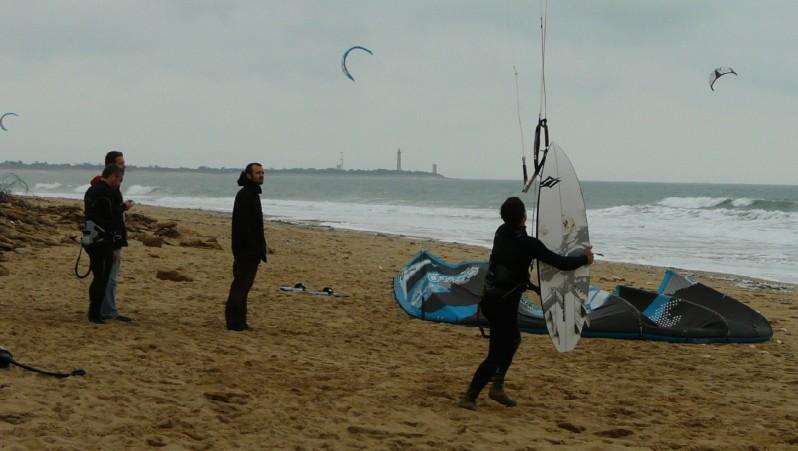 Wind report Biscarrosse Plage - France (40) 2011-11-06 12:00:00