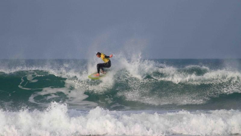 Surf report Siouville - Plage Nord - France (50) 2011-11-11 12:00:00