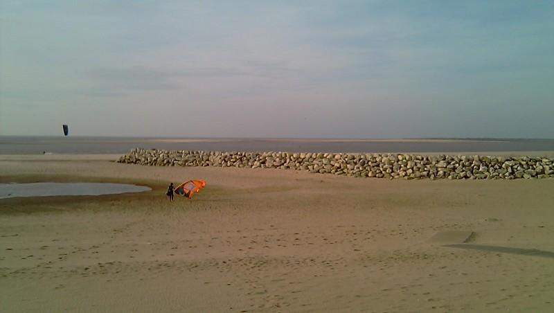 Wind report La Palmyre - Bonne-Anse - France (17) 2011-11-12 09:00:00