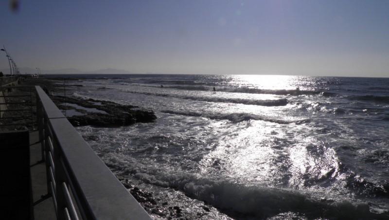 Surf report Sausset-les-Pins - L'Hermitage - France (13) 2011-11-13 10:00:00