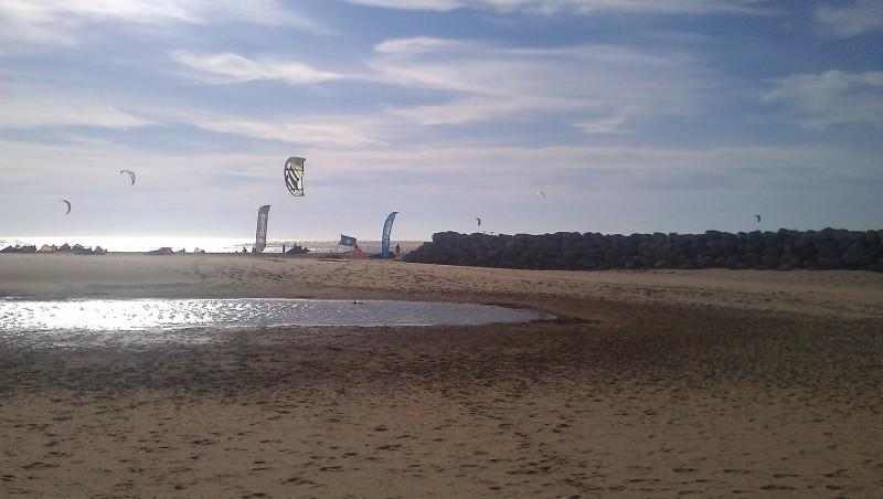 Wind report La Palmyre - Bonne-Anse - France (17) 2011-11-13 10:00:00