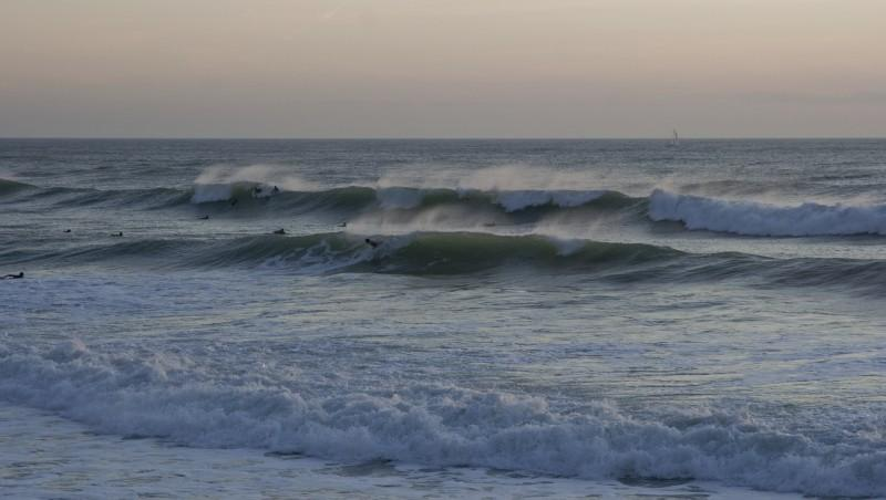 Surf report Les Sables-d'Olonne -  Le Tanchet - France (85) 2011-11-12 16:00:00