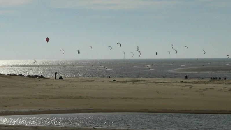 Wind report La Palmyre - Bonne-Anse - France (17) 2011-11-12 13:00:00