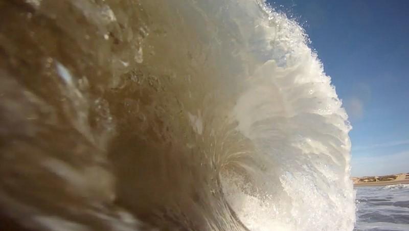 Surf report Montalivet - France (33) 2011-11-14 10:00:00