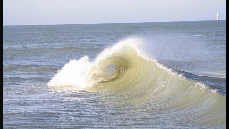 Surf report Soulac - L'Amélie - France (33) 2011-11-19 14:00:00